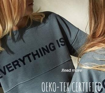 Molo и сертификат Oeko-Tex