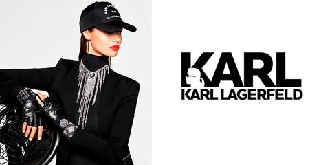 У нас новый бренд, встречайте Karl Lagerfeld