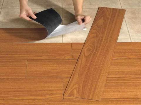 Кварц-виниловая плитка