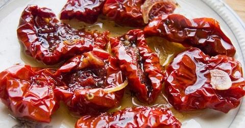 Вяленые помидоры: польза и использование в кулинарии