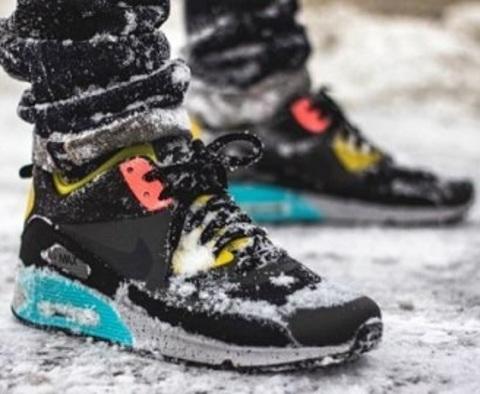 Кроссовки на зиму что выбрать