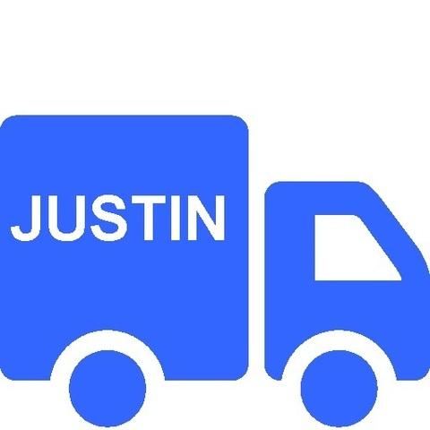 Бандерольні конверти безкоштовною доставкою Justin!