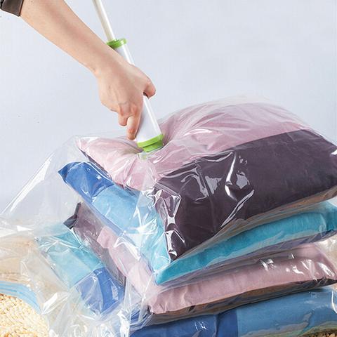 Как использовать вакуумные пакеты для одежды?