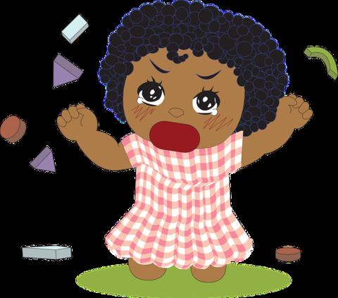 Ребёнок кричит в магазине и требует купить игрушку? 8 способов его успокоить!