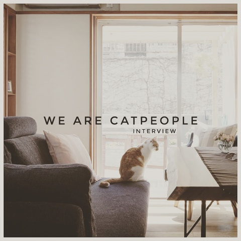 WE ARE CATPEOPLE
