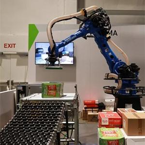 3D-зрение для робота