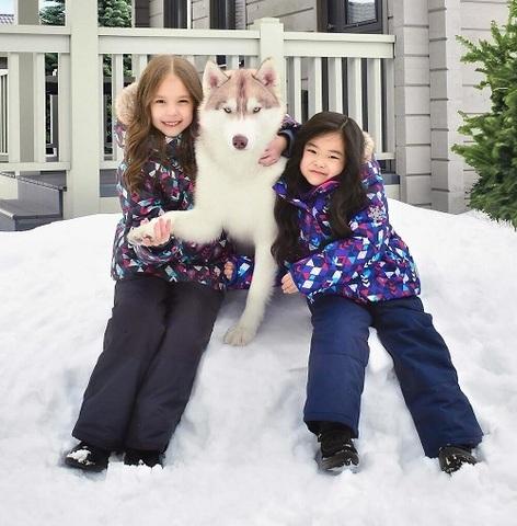 Готовимся к зиме с комплектами Premont!