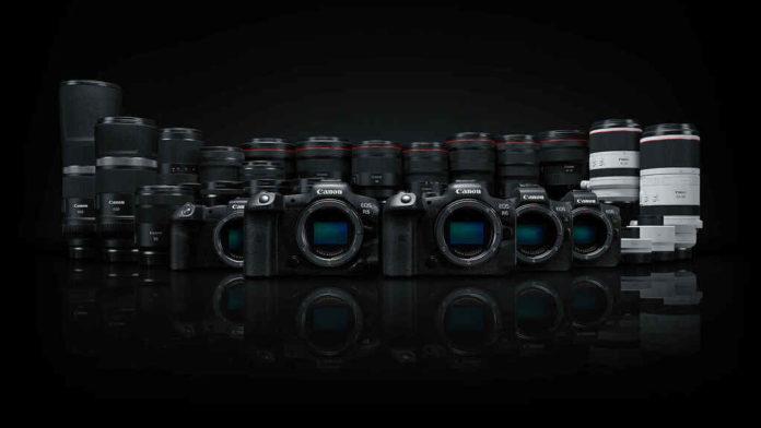Canon запатентовали семь объективов RF-mount