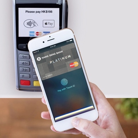 Apple Pay в России!