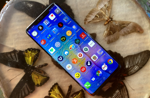 Huawei Mate 20 Pro топовый флагман 2018 года