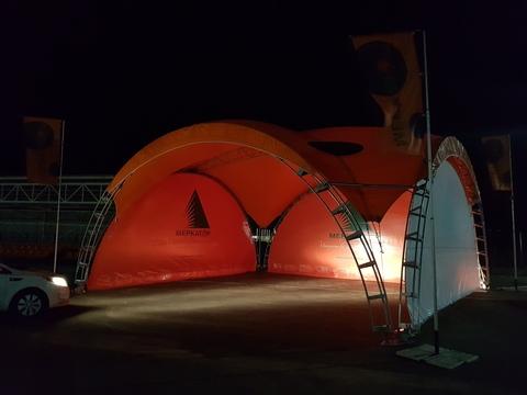 Аренда шатров для мероприятий