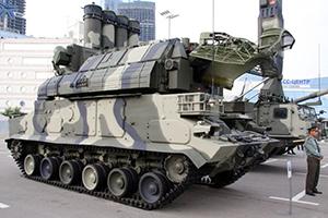 «Тор-М2» вооружили новой ракетой