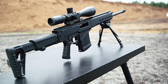 Винтовка СВЧ-54 – для снайперов и президента