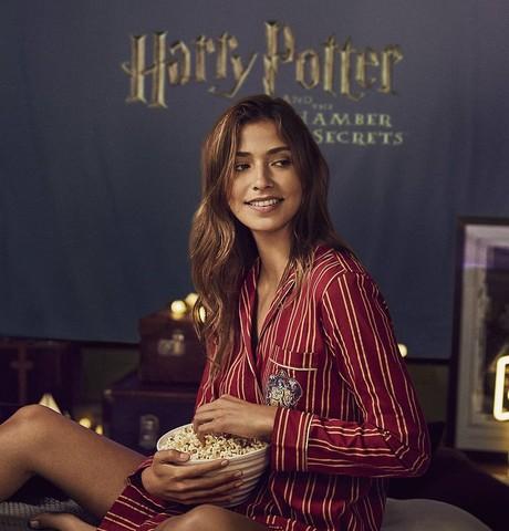 Women'secret знову занурює нас в світ магії разом з колекцією піжам натхненною фільмами про Гаррі Поттера.