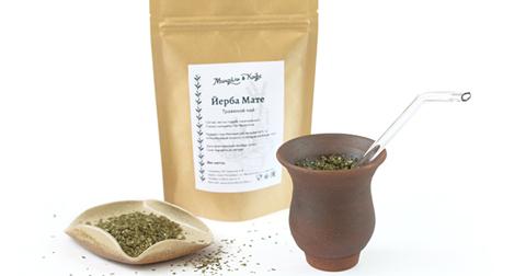 Чай Мате - интересные факты, как заваривать и полезные свойства