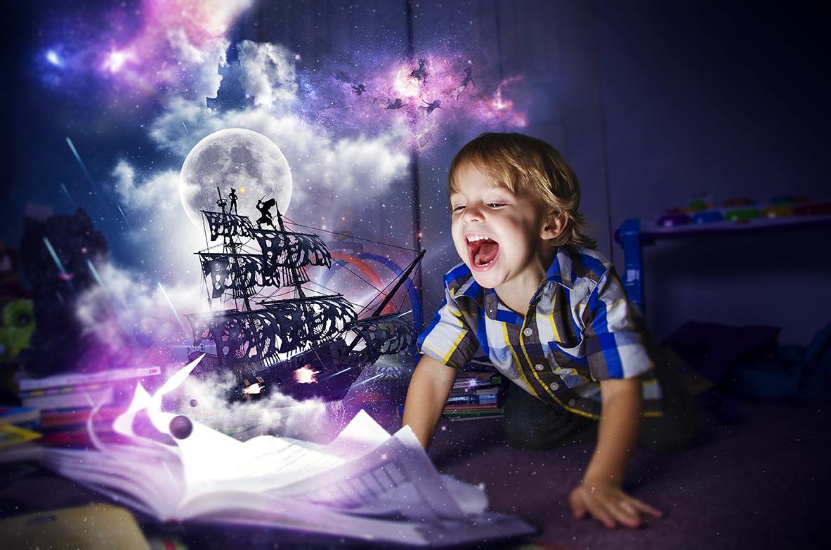 Какие игрушки развивают воображение и фантазию?