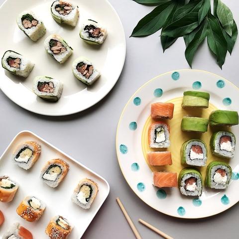 Японские ножи для суши