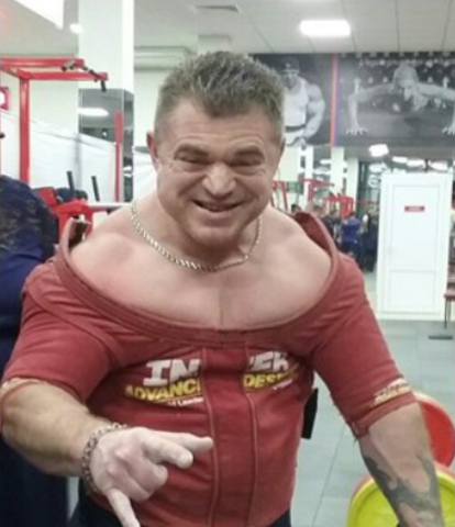 Интервью с Сергеем Кошкиным, чемпионом, рекордсменом Мира и Европы