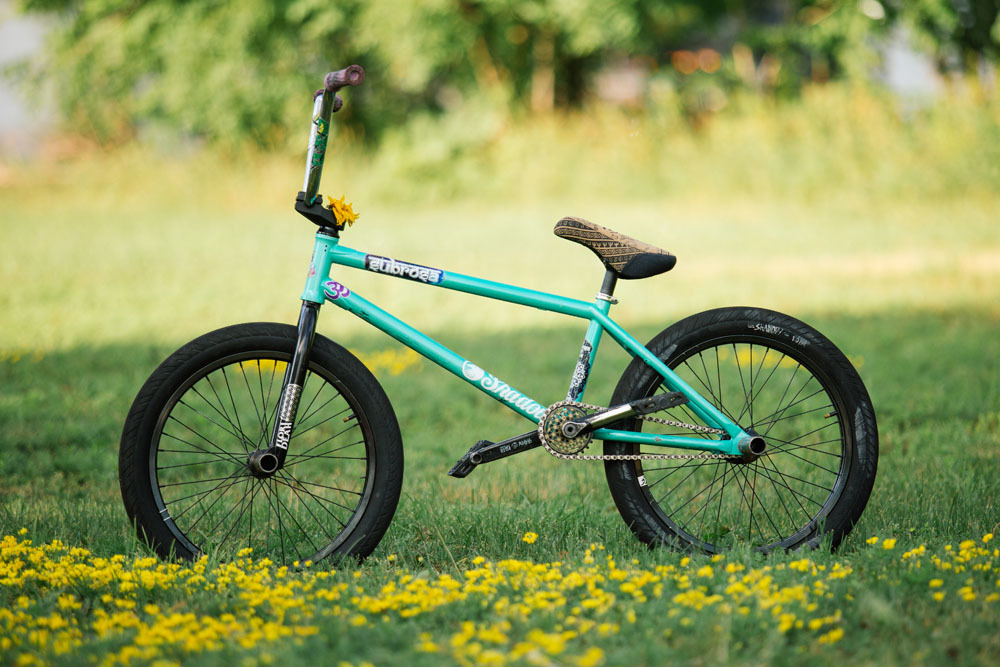 BMX велосипеды Subrosa в наличии!
