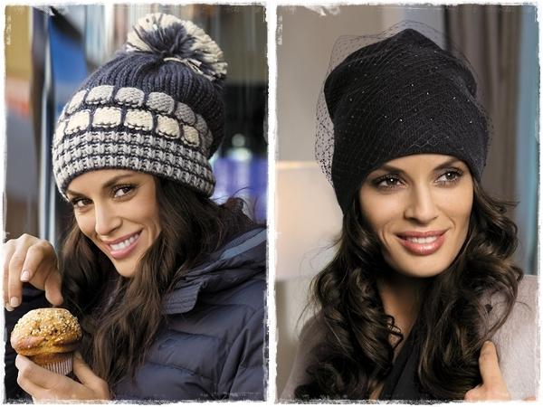 KAMEA - новая коллекция женских шапок 2015-2016