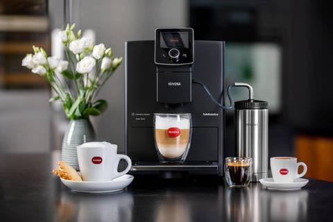Серии кофемашин Nivona: раскрывая секреты вкусного кофе