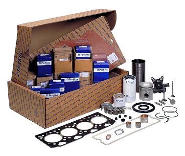 Сервіс-комплекти запчастин - це простота замовлення, перевезення і зберігання