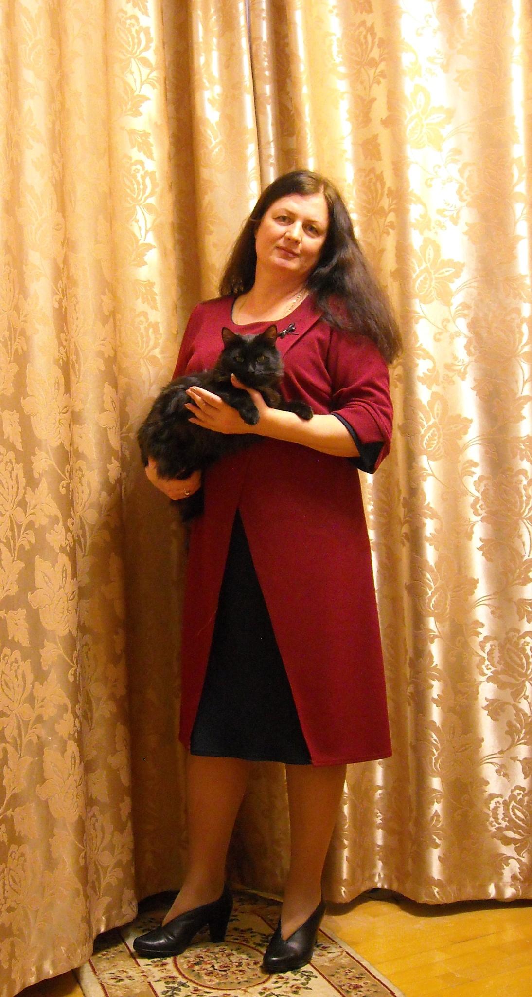 Отзыв о платье 3653
