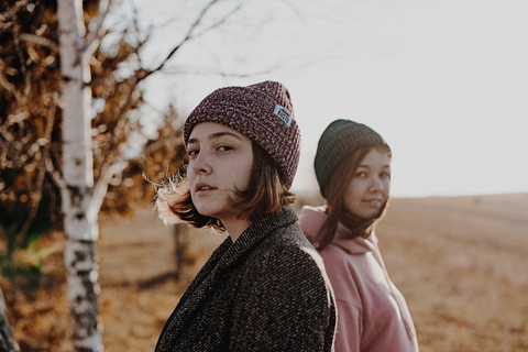 Даша и Таня