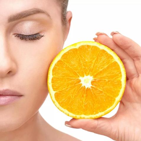 Польза корейской косметики с витамином С