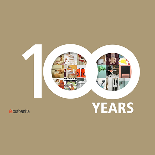 100 лет Brabantia