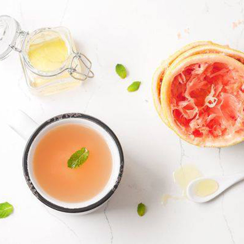 Грейпфрутовый чай