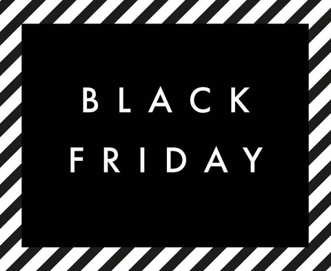 BLACK FRIDAY С 21 ПО 26 НОЯБРЯ