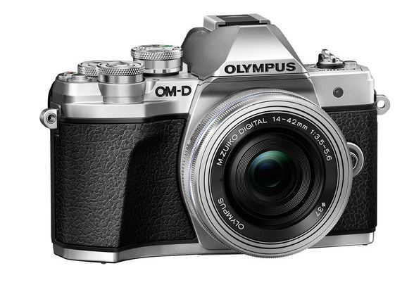 Камера Olympus E-M10 Mark IV будет представлена в 2020 году