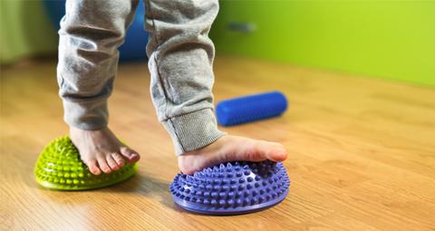 Плоскостопие у детей — причины и профилактика