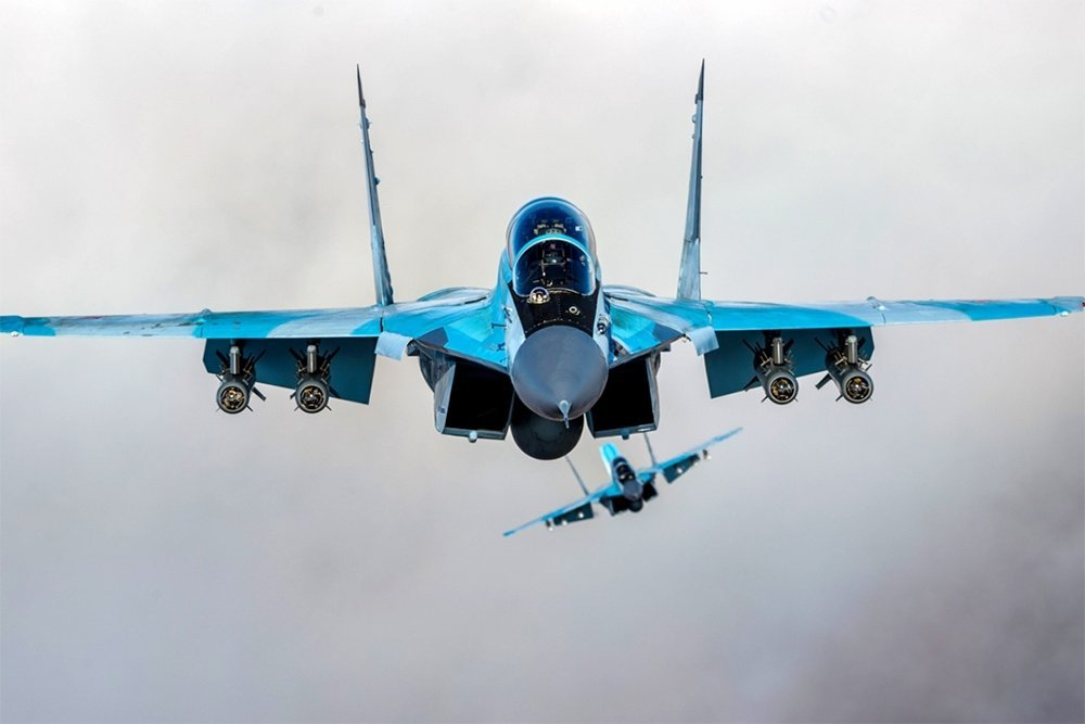 Рассекречены характеристики истребителя МиГ-35