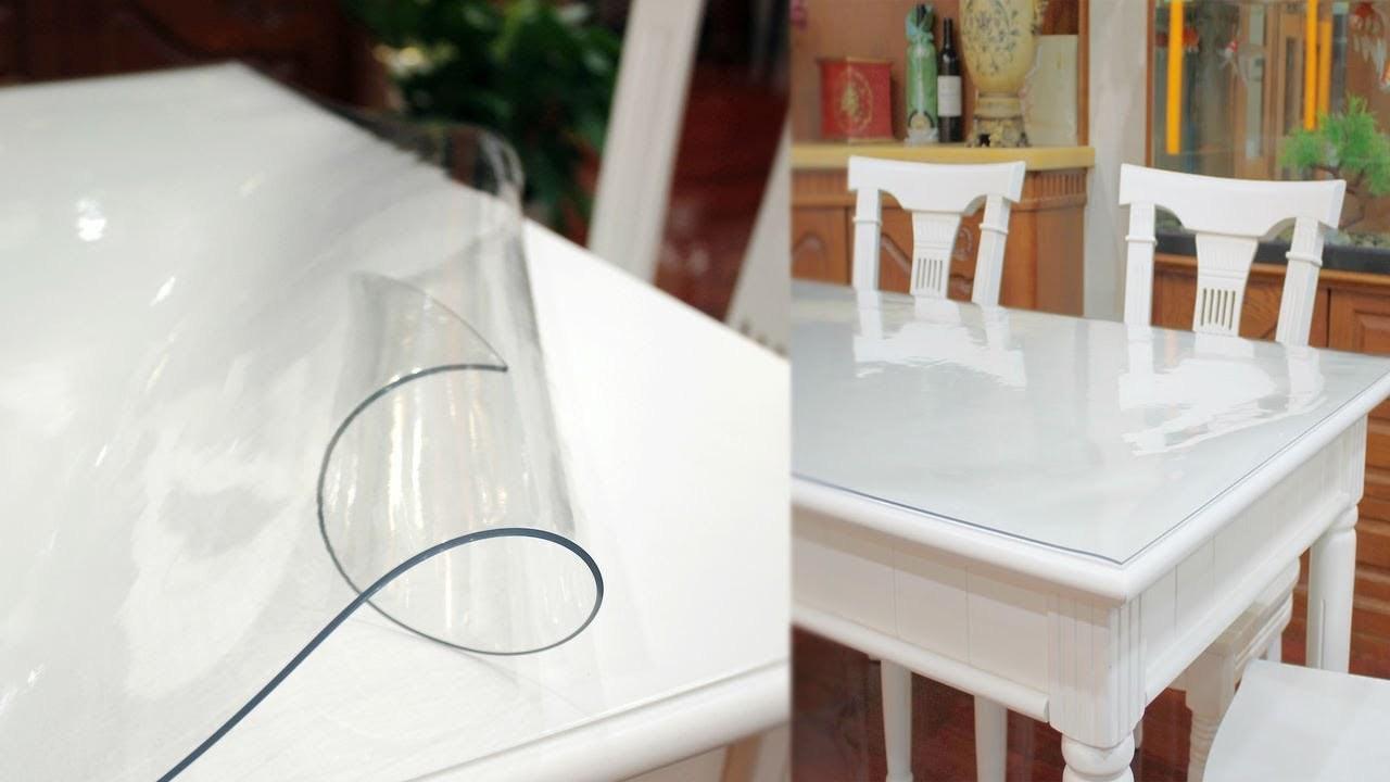 Зачем нужны накладки на стол?