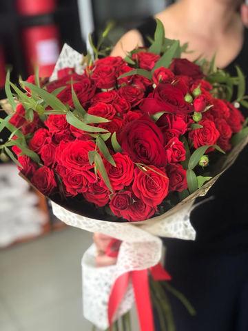 Как выбрать свежие цветы?