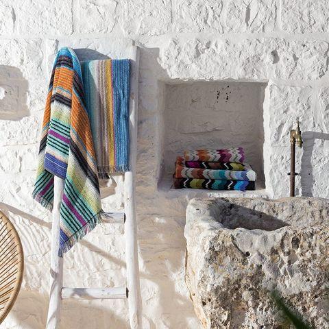 Новое поступление текстиля для дома Missoni Home