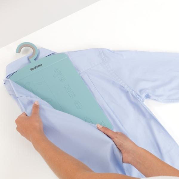 Учимся аккуратно складывать одежду