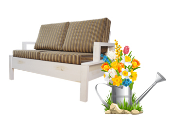 Скидка на самый летний диван!