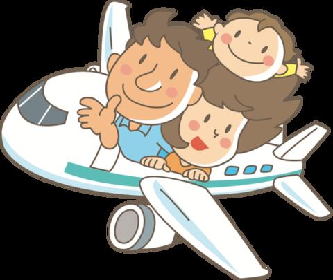 Советы для путешествий с детьми на самолете