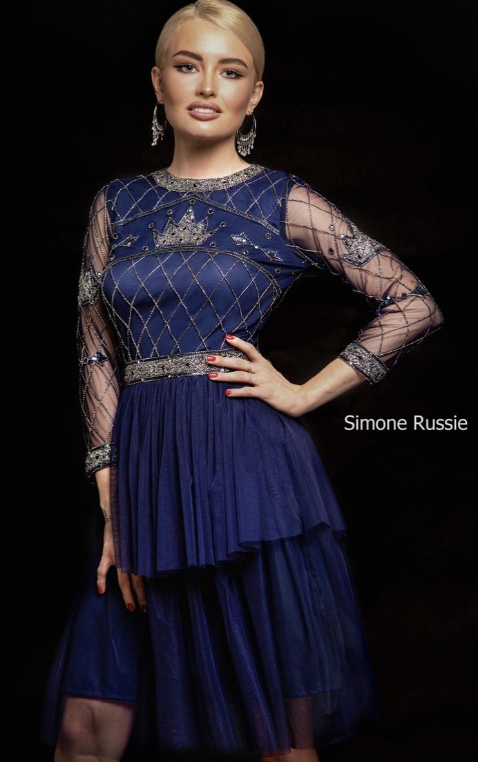 Новинки от дизайнера Simone Russie в бутике ESDRESS
