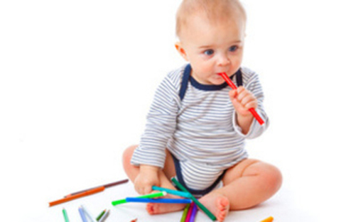 Развитие малыша в 10-12 месяцев