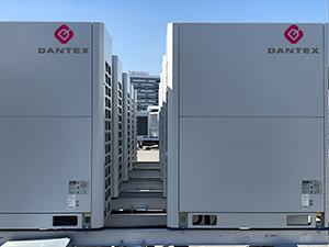 Dantex запустил модернизацию климатических систем комплекса «ГК AEROSTAR»