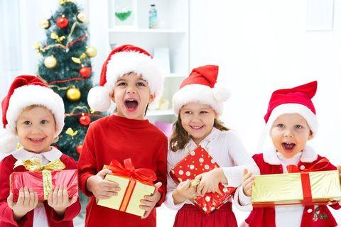 Идеи НЕ сладких новогодних подарков в дет.сады и школы