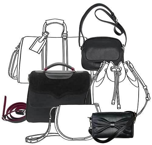 Виды сумок и как подобрать сумку под гардероб и образ.