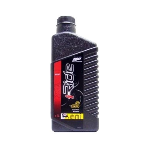 Прекращение поставок моторного масла Eni i-Ride moto3 0W-30
