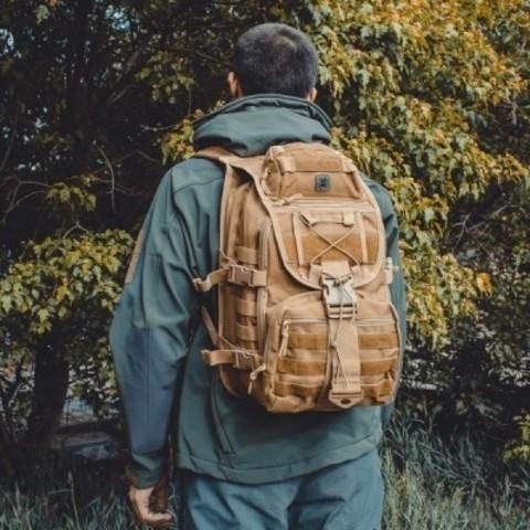 Тактические походные рюкзаки 50 литров