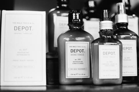 Depot Male Tools & Co. Настоящая классика в современном исполнении.