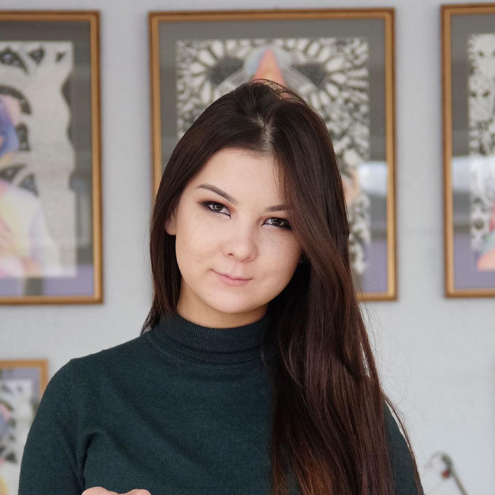 Сайдуллинова Аида Шухратовна